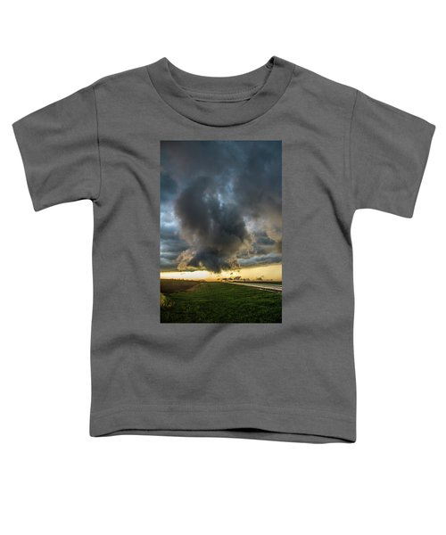 3rd Storm Chase Of 2018 050 Toddler T-Shirt