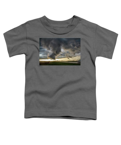 3rd Storm Chase Of 2018 051 Toddler T-Shirt
