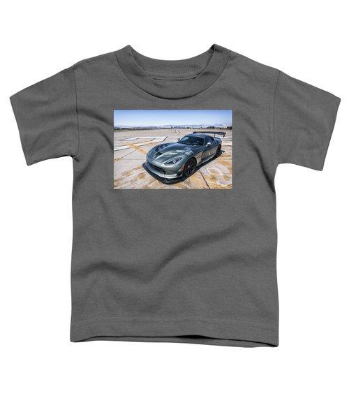 #dodge #acr #viper Toddler T-Shirt