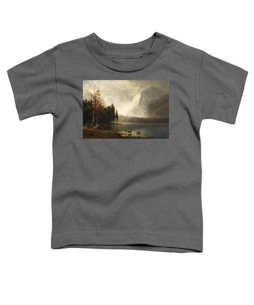Estes Park, Colorado, Whyte's Lake Toddler T-Shirt