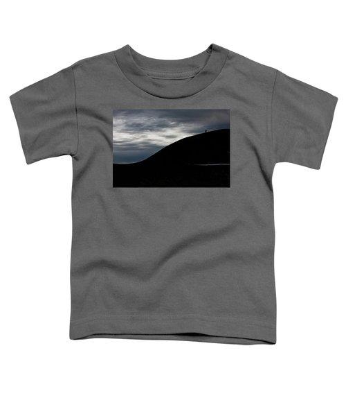 Etna, The Volcano Toddler T-Shirt