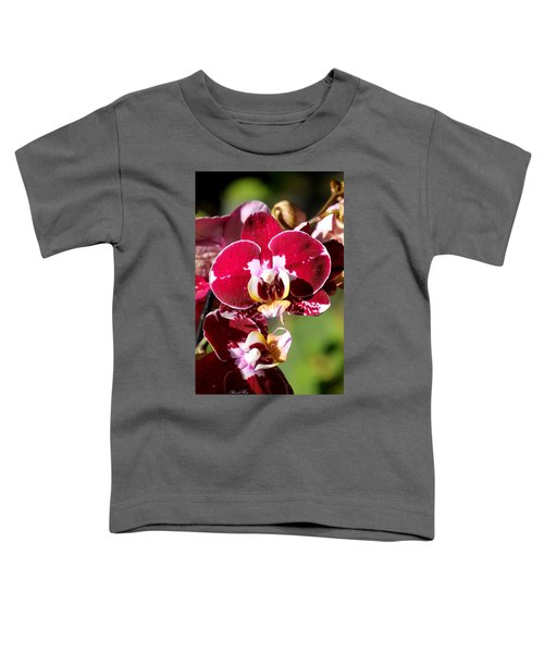 Flower Edition Toddler T-Shirt