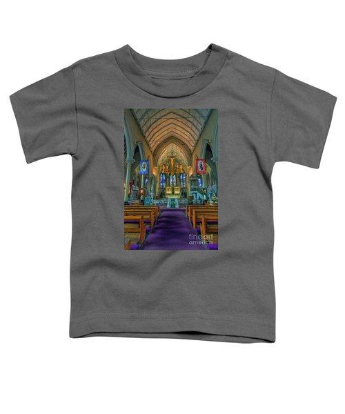 Gods Light Toddler T-Shirt