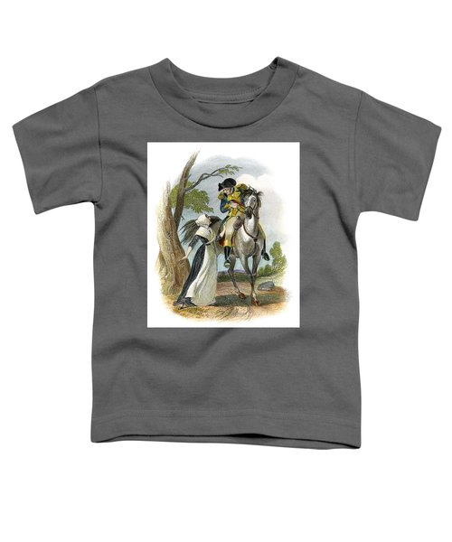 Lydia Darrah, 1777 Toddler T-Shirt