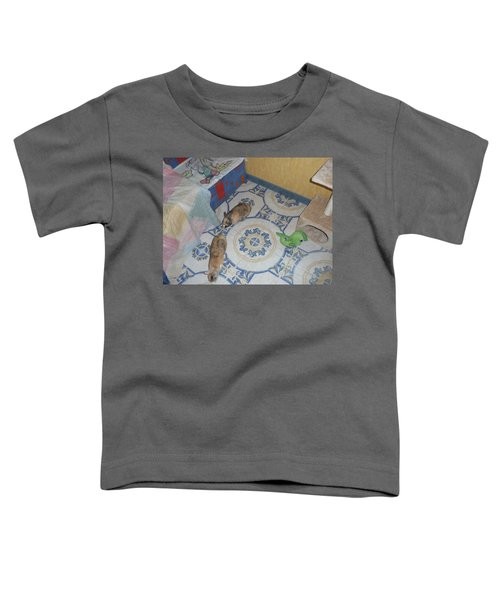 Rabbit Toddler T-Shirt