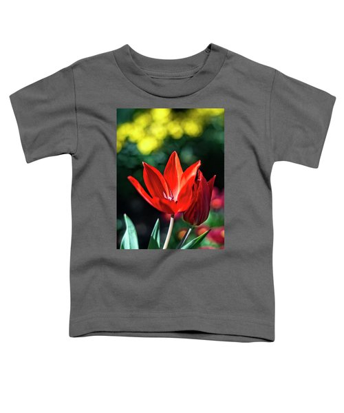 Spring Garden Toddler T-Shirt