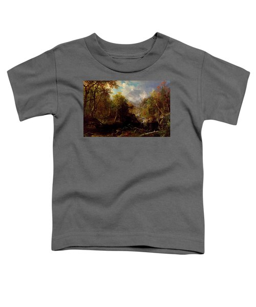 The Emerald Pool Toddler T-Shirt