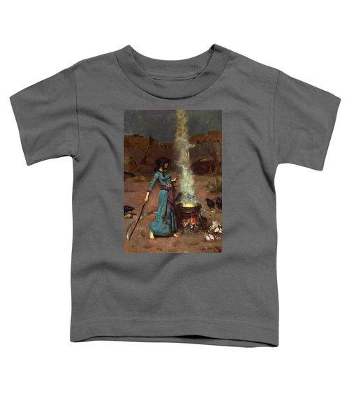 The Magic Circle Toddler T-Shirt