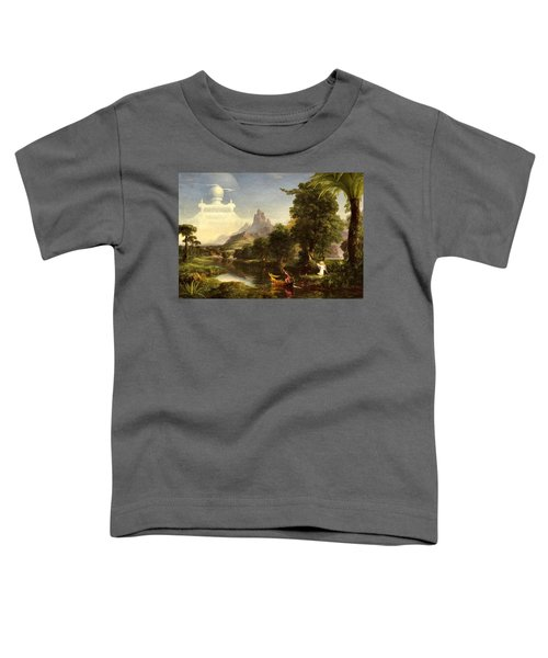 The Voyage Of Life, Youth Toddler T-Shirt