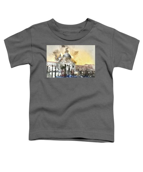 Venice Italy Toddler T-Shirt