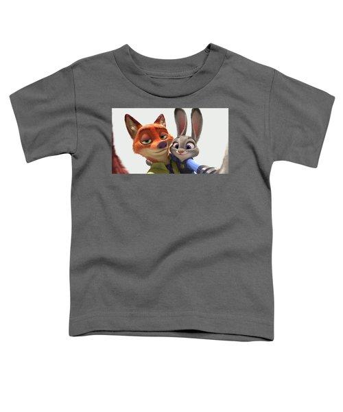 Zootopia Toddler T-Shirt