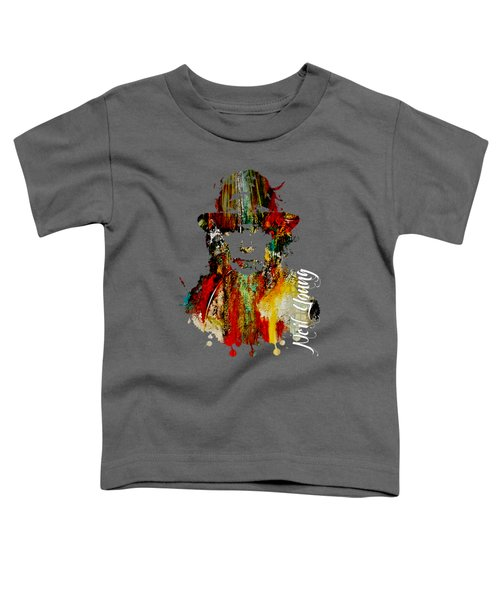 Neil Young Collection Toddler T-Shirt