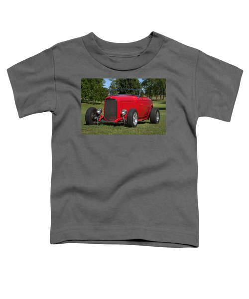 1932 Ford Roadster Hot Rod Toddler T-Shirt