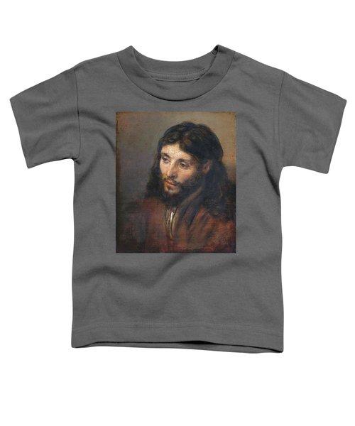 Head Of Christ Toddler T-Shirt