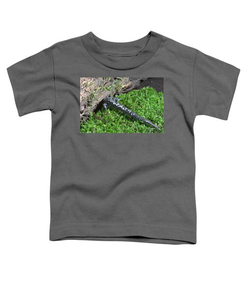 Slimy Salamander Toddler T-Shirt