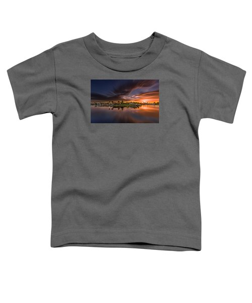 Sunrise At Naples, Florida Toddler T-Shirt