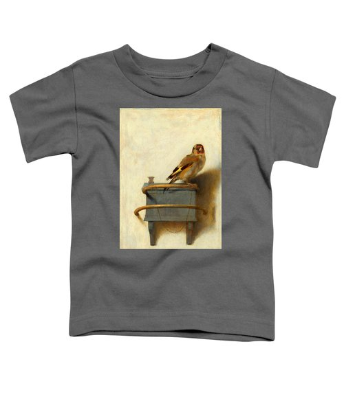 The Goldfinch Toddler T-Shirt