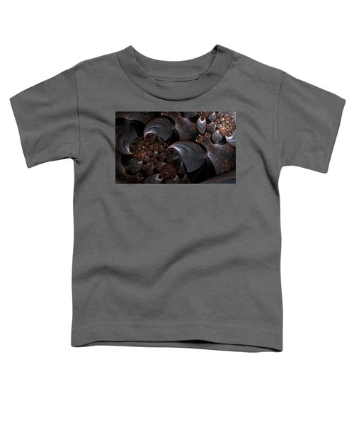 Artistic Toddler T-Shirt