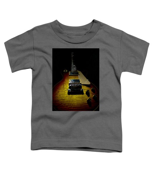 59 Reissue Guitar Spotlight Series Toddler T-Shirt