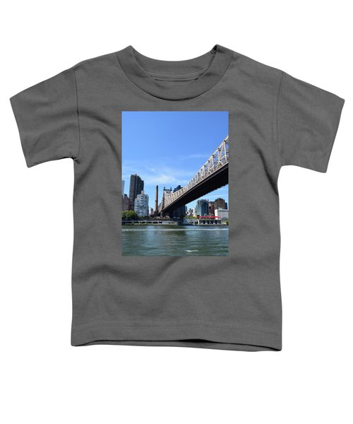 59th Street Bridge No. 13 Toddler T-Shirt