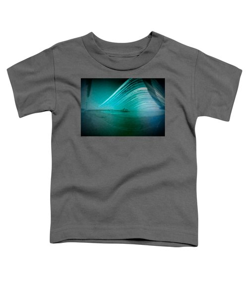 6 Month Exposure Of Eastbourne Pier Toddler T-Shirt