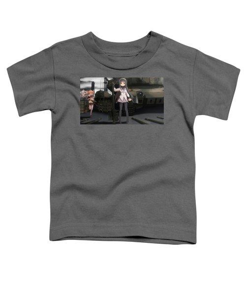 Puella Magi Madoka Magica Toddler T-Shirt