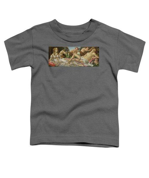 Venus And Mars Toddler T-Shirt