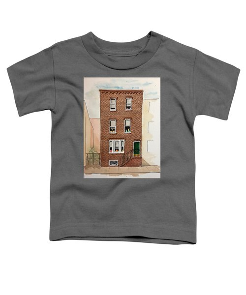 615 South Delhi St. Toddler T-Shirt