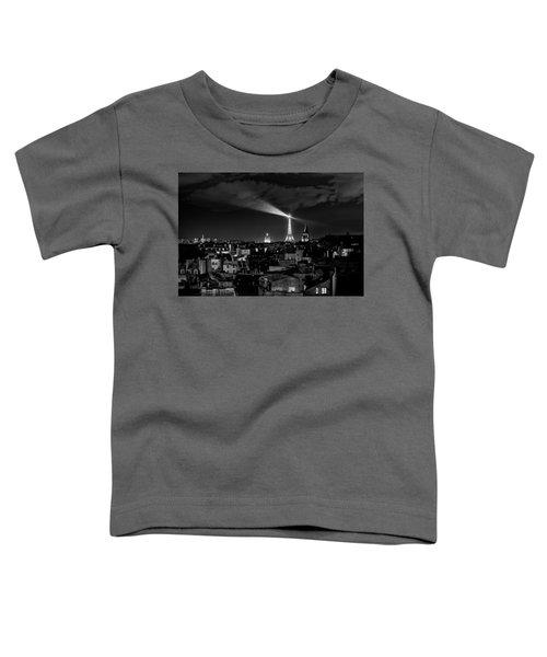 Paris Toddler T-Shirt