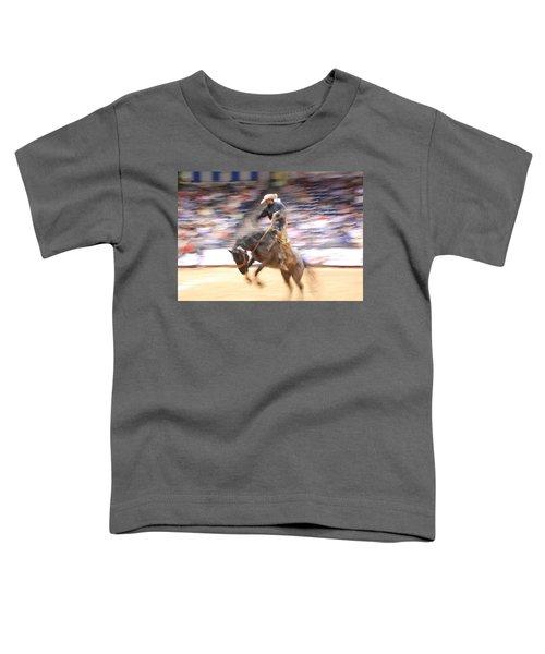 8 Seconds Toddler T-Shirt