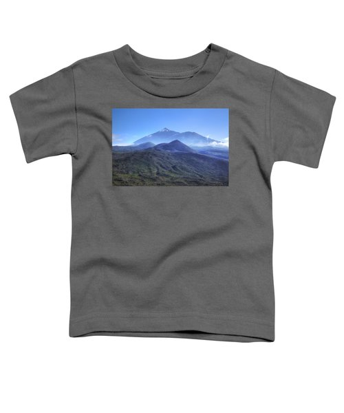 Tenerife - Mount Teide Toddler T-Shirt