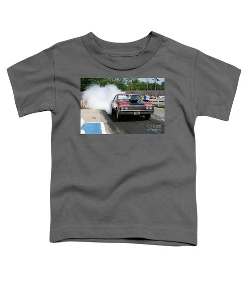 8672 06-15-2015 Esta Safety Park Toddler T-Shirt