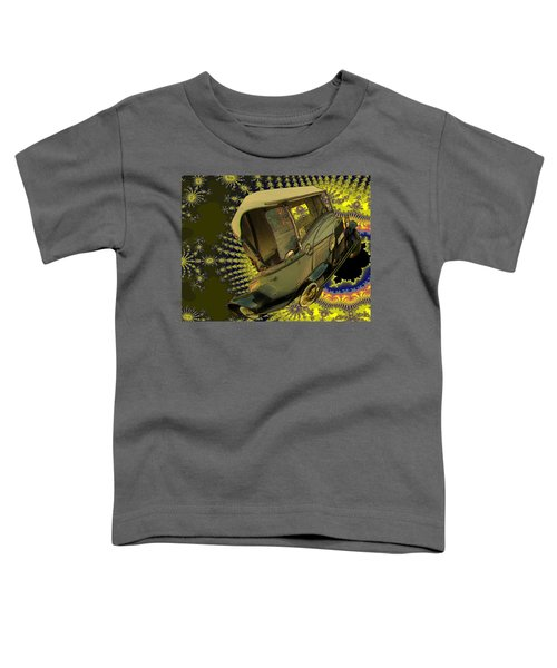 A Big Splash Toddler T-Shirt