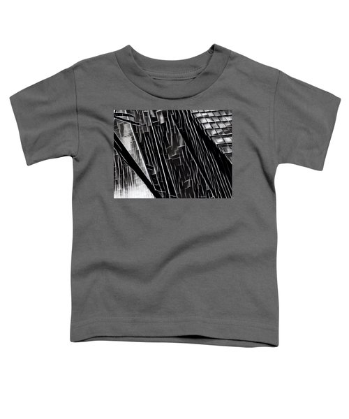 A Black-and-white Cookie Toddler T-Shirt