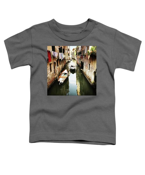 A Corner In Venice Toddler T-Shirt