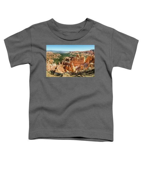 A Day In Bryce Canyon Toddler T-Shirt