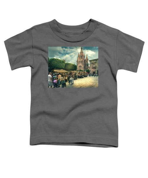 A Day With The Family Toddler T-Shirt