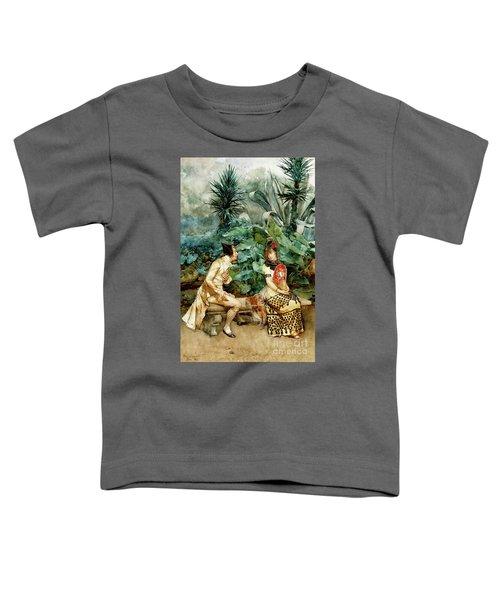 A Declaration Of Love Toddler T-Shirt