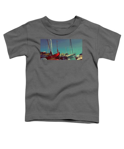A Different View Toddler T-Shirt
