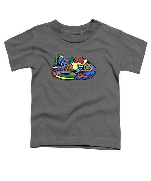 A Dog Named Picasso T-shirt Toddler T-Shirt