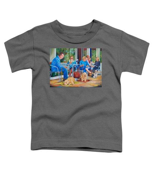 A Dog's Life Toddler T-Shirt