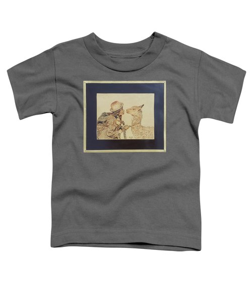 A Door To The Andean Heart Toddler T-Shirt