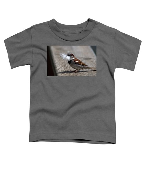 A Feather For The Nest Toddler T-Shirt