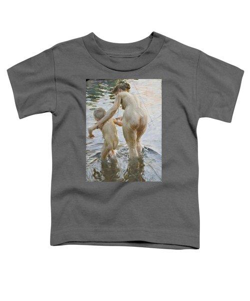 A First Toddler T-Shirt