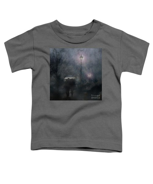 A Foggy Night Romance Toddler T-Shirt