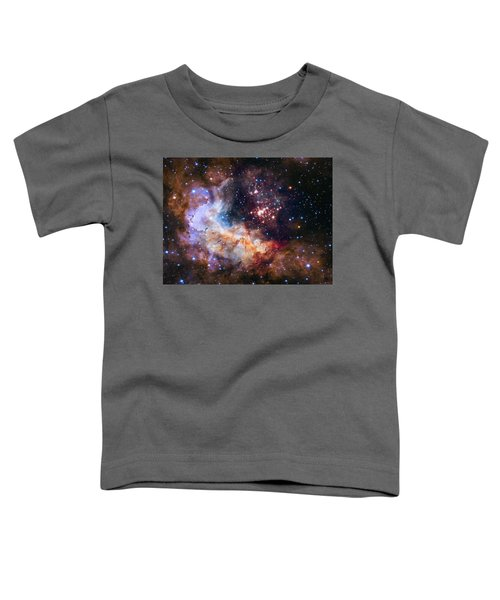 a giant cluster of about 3,000 stars called Westerlund Toddler T-Shirt