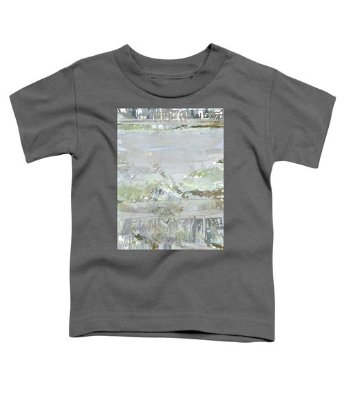 A Glass Half Full Toddler T-Shirt