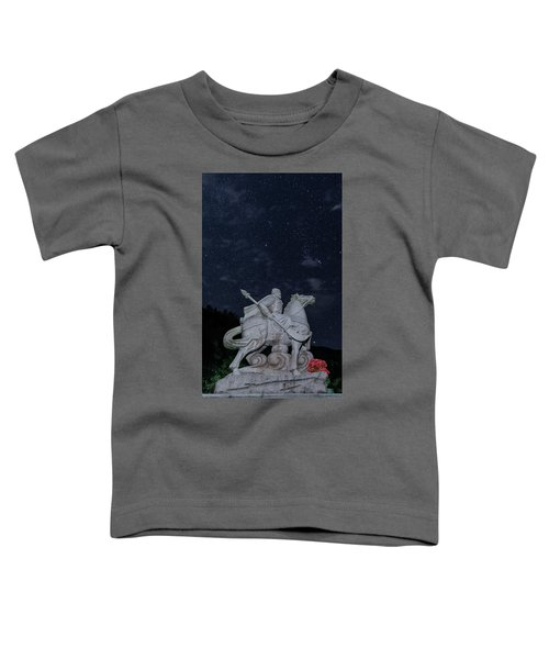 A Hero's Starscape Toddler T-Shirt