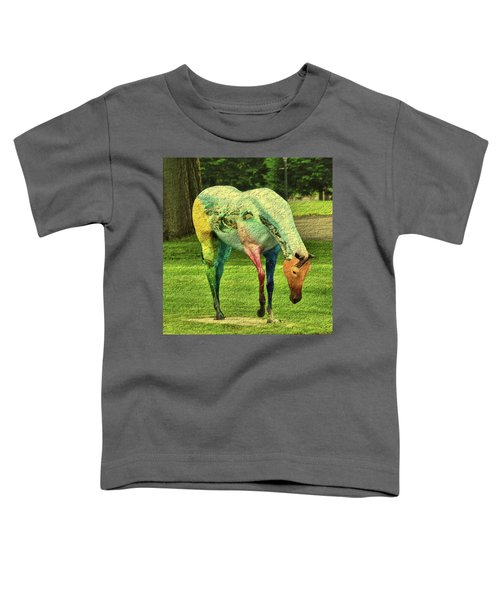 A Horse Is A Horse Toddler T-Shirt