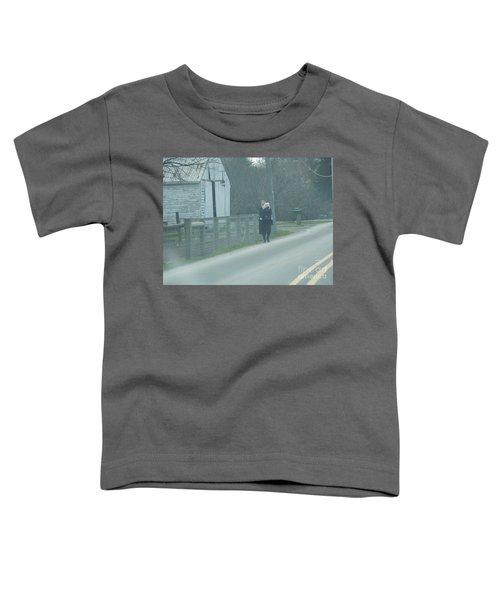 A Long Day Toddler T-Shirt